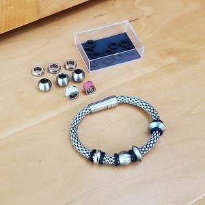 TeNo Steel Bracelet